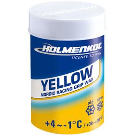 Holmenkol GripYellow 45g geel/blauw